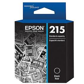 Epson 215 Black Ink Cartridge (T215120-S)