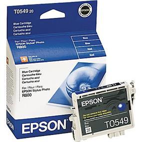 Epson 54 Blue Ink Cartridge