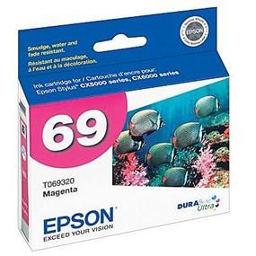 Epson 69 Magenta Ink Cartridge (T069320-S)