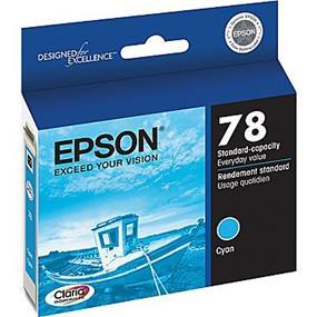 Epson 78 Cyan Ink Cartridge (T078220-S)