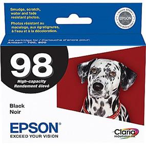 Epson 98 XL Black Ink Cartridge (T098120-S)