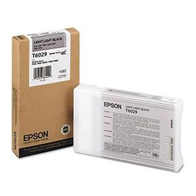Epson T6029 Light Light Black UltraChrome K3 110ml Ink Cartridge