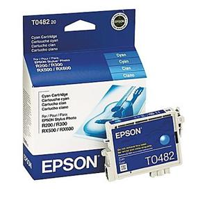 Epson 48 Cyan Ink Cartridge (T048220-S)