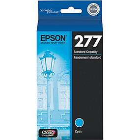 Epson 277 Cyan Ink Cartridge