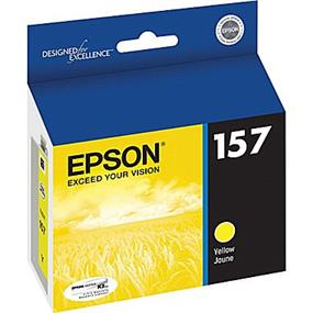 Epson 157 Yellow Ink Cartridge