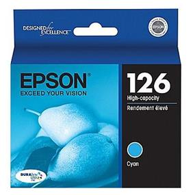 Epson 126 XL Cyan Ink Cartridge (T126220)