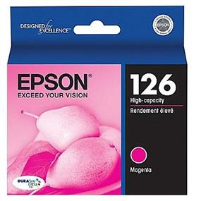 Epson 126 XL Magenta Ink Cartridge (T126320)