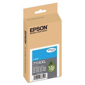 Epson 711XXL Cyan Extra High Capacity Ink Cartridge