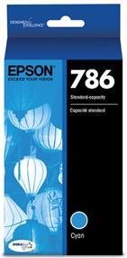 Epson 786 Cyan Ink Cartridge