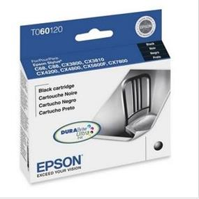 Epson 60 Black Ink Cartridge (T060120-S)