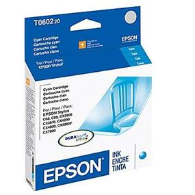 Epson 60 Cyan Ink Cartridge (T060220-S)