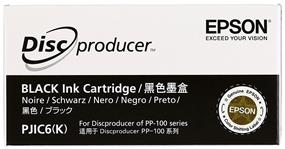 Epson PJIC6(K) Black Ink Cartridge