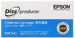 Epson PJIC1(C) Cyan Ink Cartridge