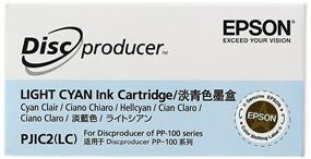 Epson PJIC2(LC) Light Cyan Ink Cartridge