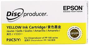 Epson PJIC5(Y) Yellow Ink Cartridge