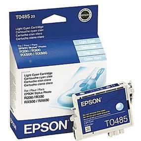 Epson 48 Light Cyan Ink Cartridge (T048520-S)