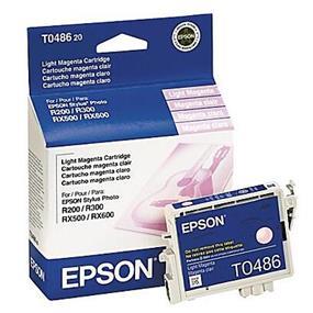 Epson 48 Light Magenta Ink Cartridge (T048620-S)