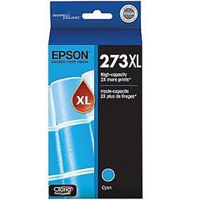 Epson 273 XL Cyan Ink Cartridge (T273XL220-S)