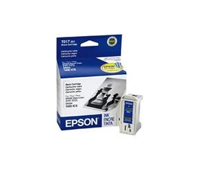 Epson Black Ink Cartridge(T017201)