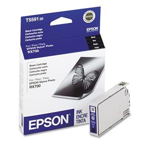 Epson Black Ink Cartridge(T559120)
