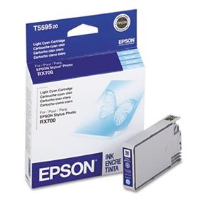 Epson Light Cyan Ink Cartridge(T559520)