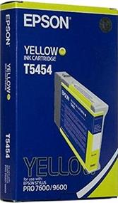 Epson T5454 Yellow Photographic Dye Ink Cartridge