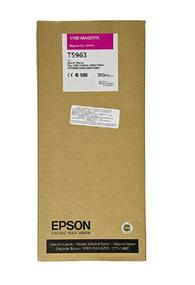 Epson T5963 Vivid Magenta UltraChrome HDR 350ml Ink Cartridge