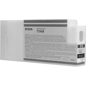 Epson T5968 Matte Black Ultrachrome HDR 350ml Ink Cartridge
