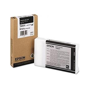 Epson T6031 Photo Black UltraChrome K3 220ml Ink cartridge