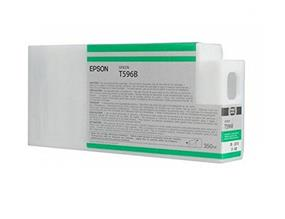 Epson T596B Green Ultrachrome HDR 350ml Ink Cartridge