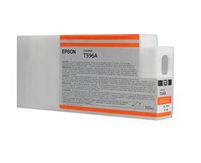 Epson T596A Orange UltraChrome HDR 350ml Ink Cartridge