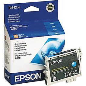 Epson 54 Cyan Ink Cartridge