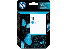 HP 11 Cyan Original Ink Cartridge (C4836A)