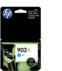 HP 902XL Cyan High Yield Original Ink Cartridge (T6M02AN)