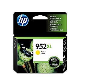 HP 952XL Yellow High Yield Original Ink Cartridge (L0S67AN)