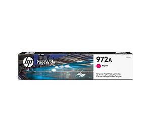 HP 972A Magenta Original PageWide Ink Cartridge (L0R89AN)