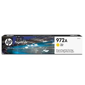 HP 972A Yellow Original PageWide Ink Cartridge (L0R92AN)