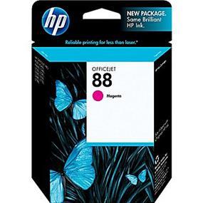 HP 88 Magenta Ink Cartridge (C9387AN)