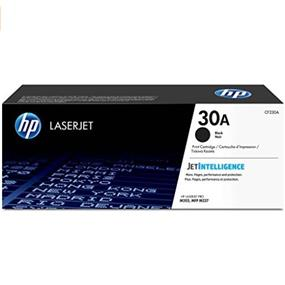 HP 30A Original Toner Cartridge - Single Pack - Laser - 1600 Pages