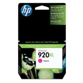 HP 920XL Magenta High Yield Original Ink Cartridge (CD973AN)
