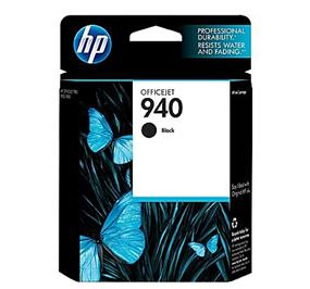 HP 940 Black Original Ink Cartridge ( C4902AN)