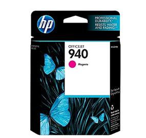 HP 940 Magenta  Original Ink Cartridge ( C4904AN)