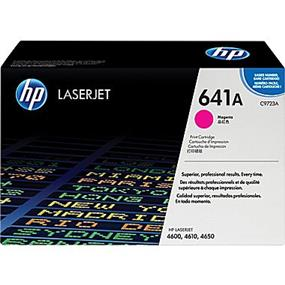 HP 641A Magenta Original LaserJet Toner Cartridge (C9723A)