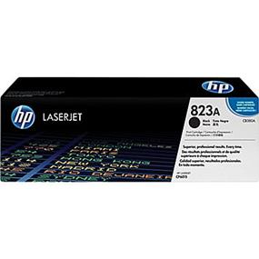 HP 823A (CB380A) Black Original LaserJet Toner Cartridge