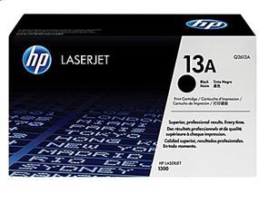 HP 13A (Q2613A) Black Original LaserJet Toner Cartridge