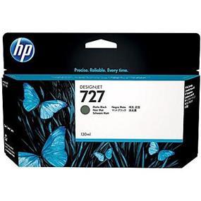 HP 727 Matte Black Ink Cartridge (B3P22A)