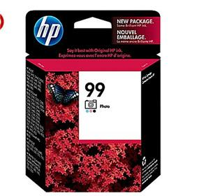 HP 99 Photo Inkjet Print Cartridge(C9369WN)
