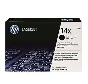 HP 14X (CF214X) Black High Yield Original LaserJet Toner Cartridge