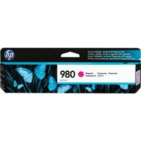 HP 980 Magenta Ink Cartridge(D8J08A)