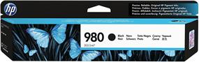 HP 980 Black Ink Cartridge(D8J10A)